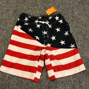 BNWT Boy's Gymboree Swim Trunks